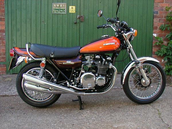 Z1 900 Baujahr 1973 Quelle